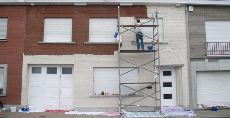 Huis schilderen binnen