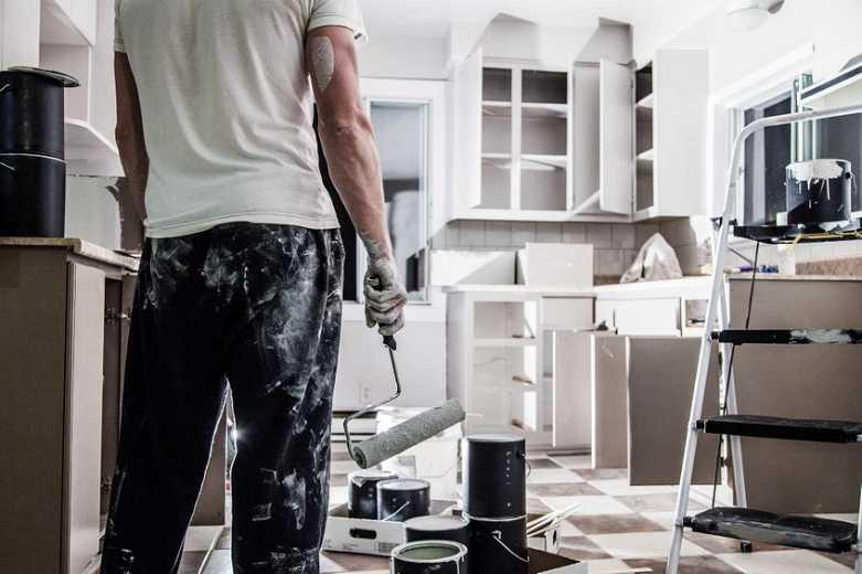 keuken schilderen stappenplan