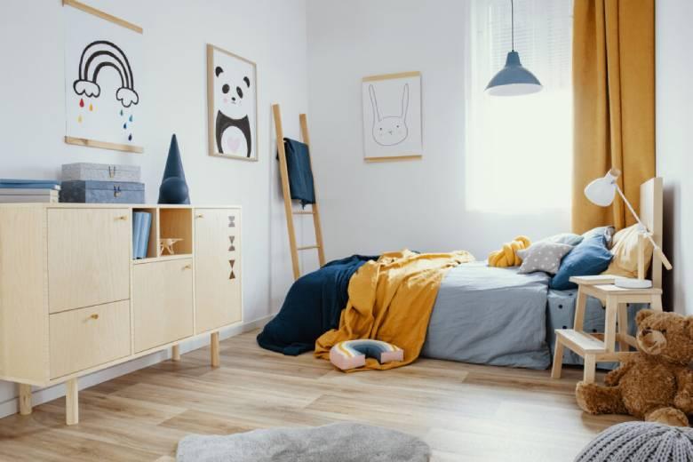 kinderslaapkamer schilderen