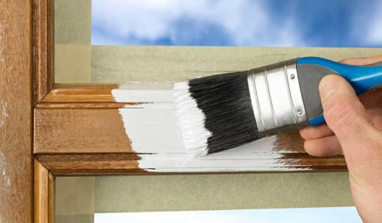 ramen schilderen