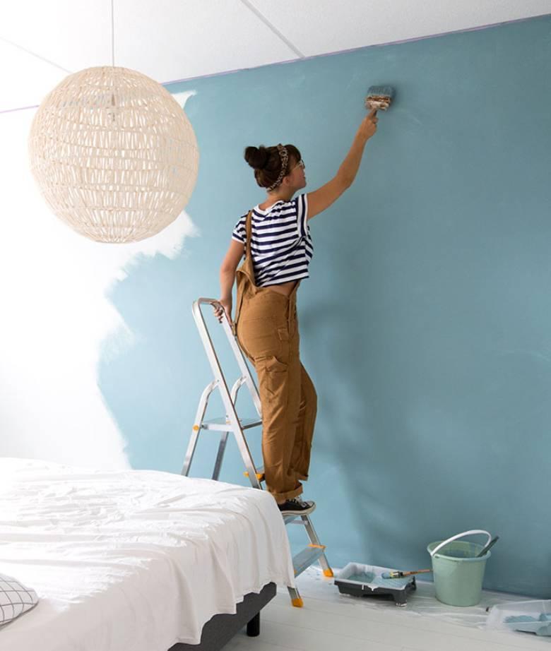 slaapkamer zelf of laten schilderen